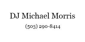DJ Michael Morris