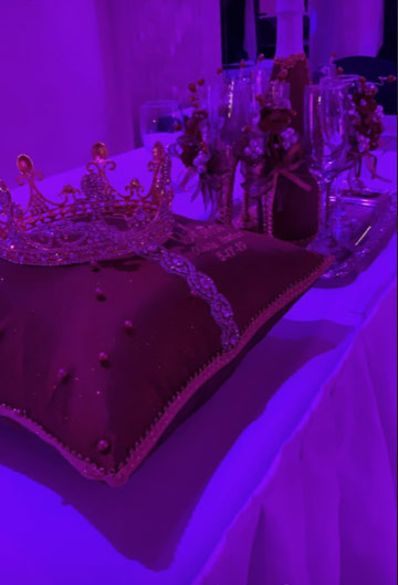 Quinceaneras Crown
