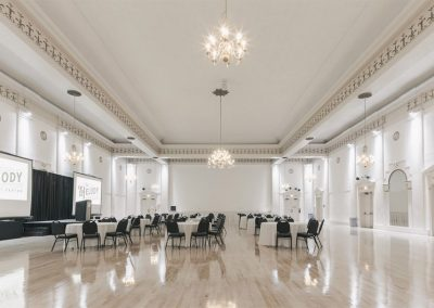 The Melody Meeting in the Ballroom